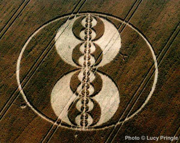 2001 Rybury/Tann Hill crop circle