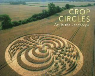 Crop Circles Books | Lucy Pringle