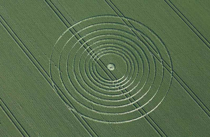 The Ridgeway Crop Circle